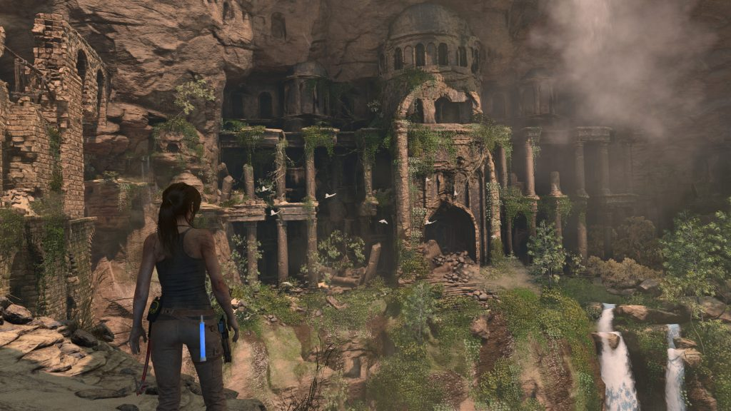 Rise Of The Tomb Raider HD 4K UHD Wallpaper