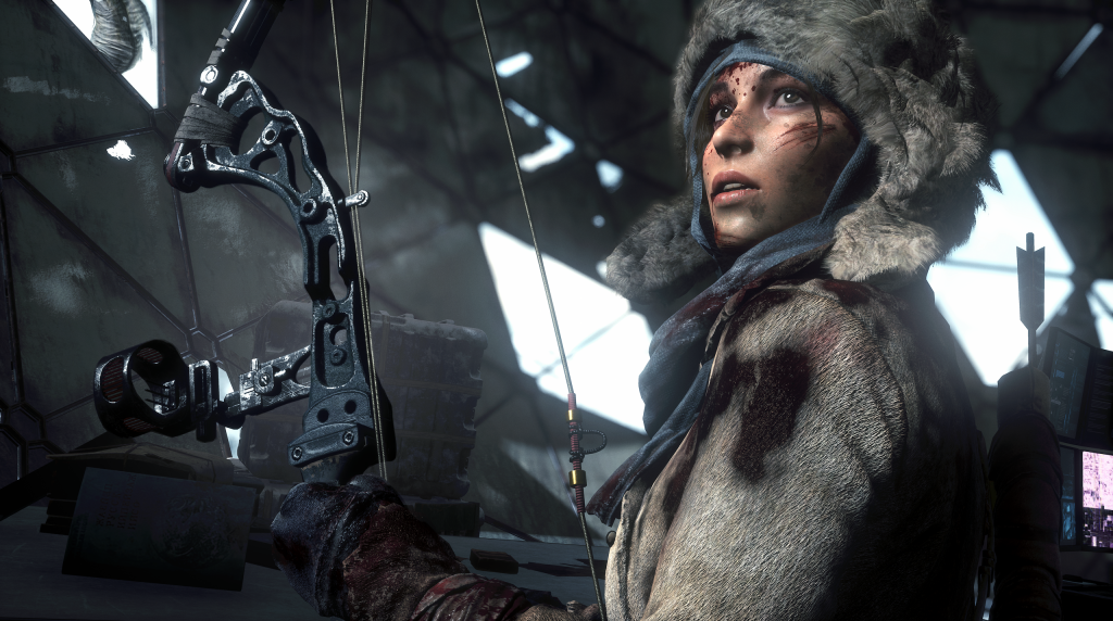 Rise Of The Tomb Raider HD Wallpaper