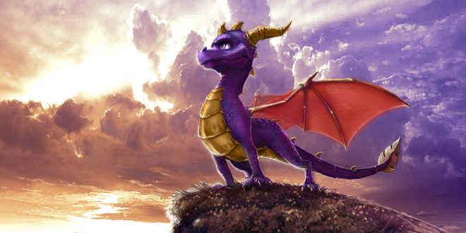 Spyro The Dragon Backgrounds