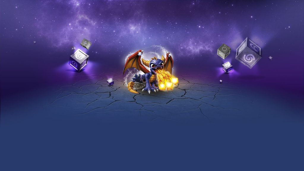 Spyro The Dragon Full HD Background