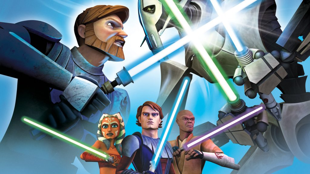 Star Wars: The Clone Wars Full HD Wallpaper