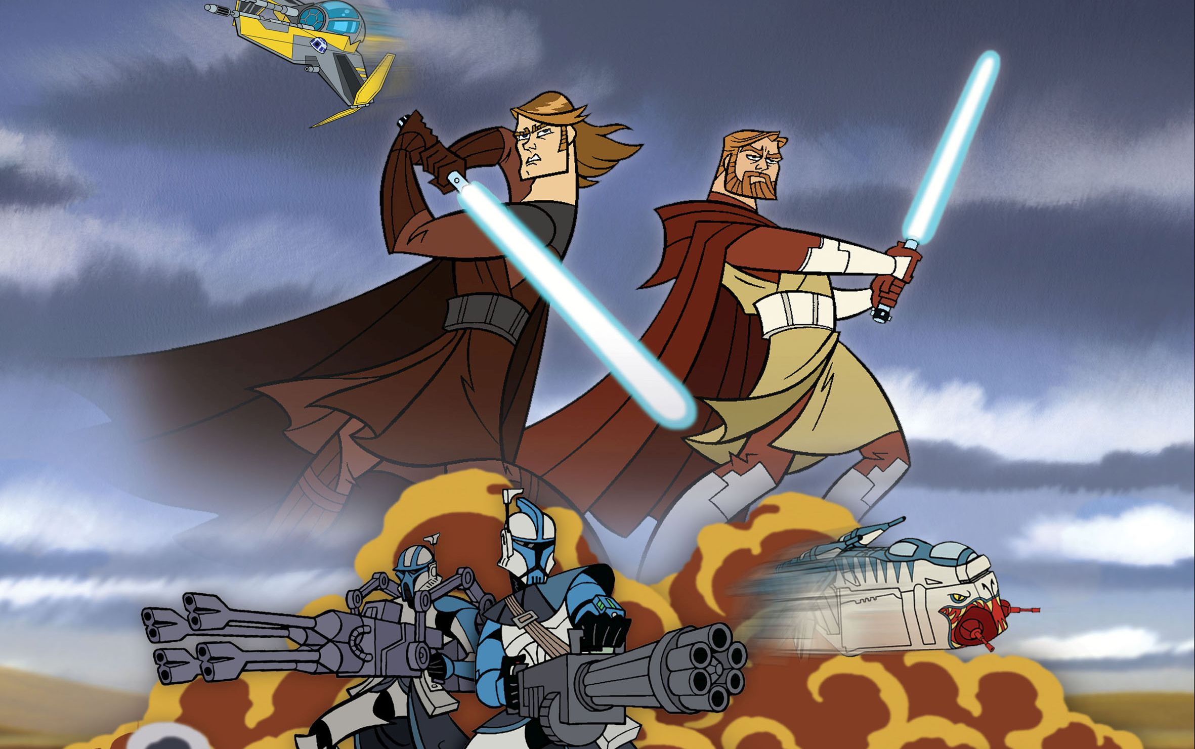 Star Wars The Clone Wars Wallpapers Pictures Images