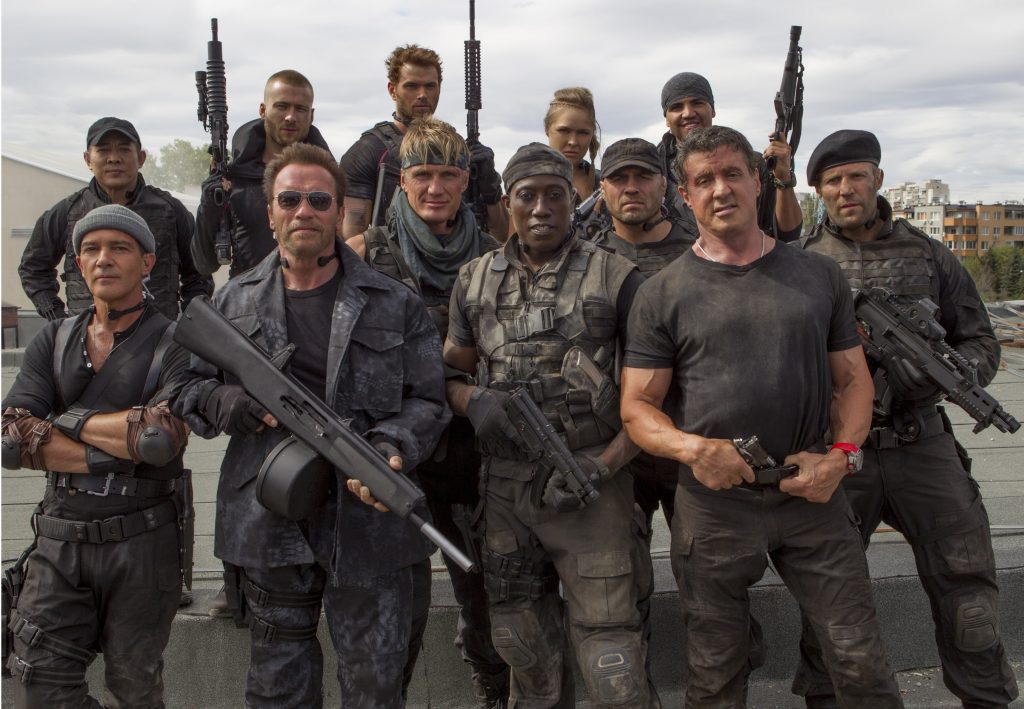 The Expendables 3 HD Wallpaper