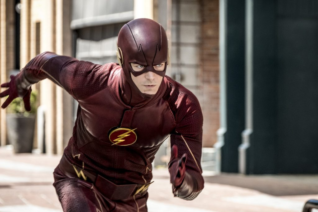 The Flash (2014) HD Wallpaper