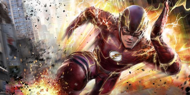 The Flash (2014) HD Wallpapers