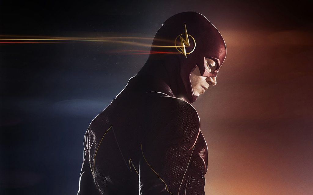 The Flash (2014) HD Widescreen Wallpaper