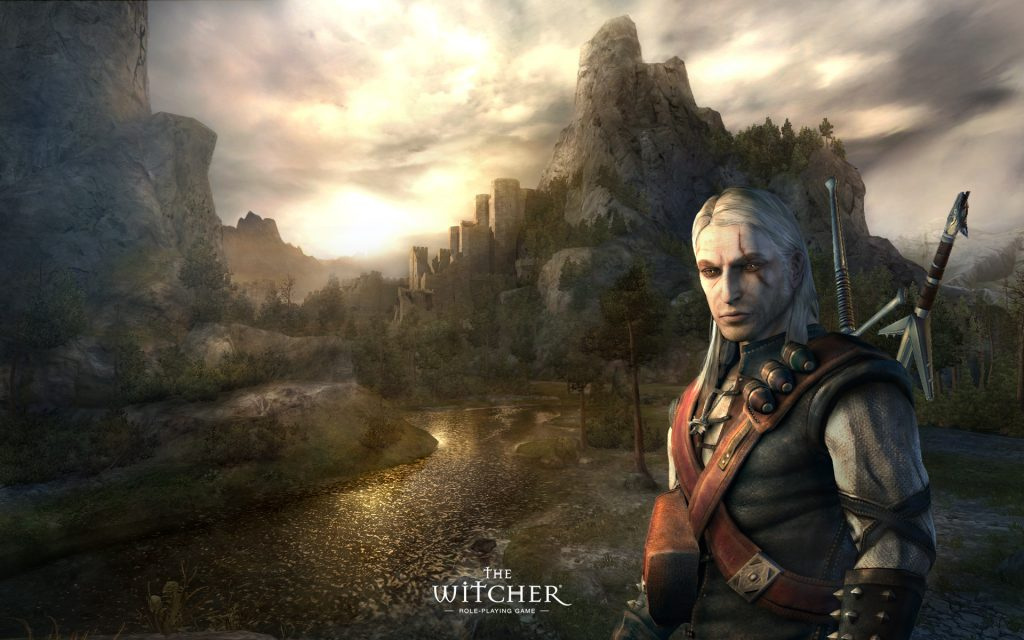 The Witcher Widescreen Wallpaper