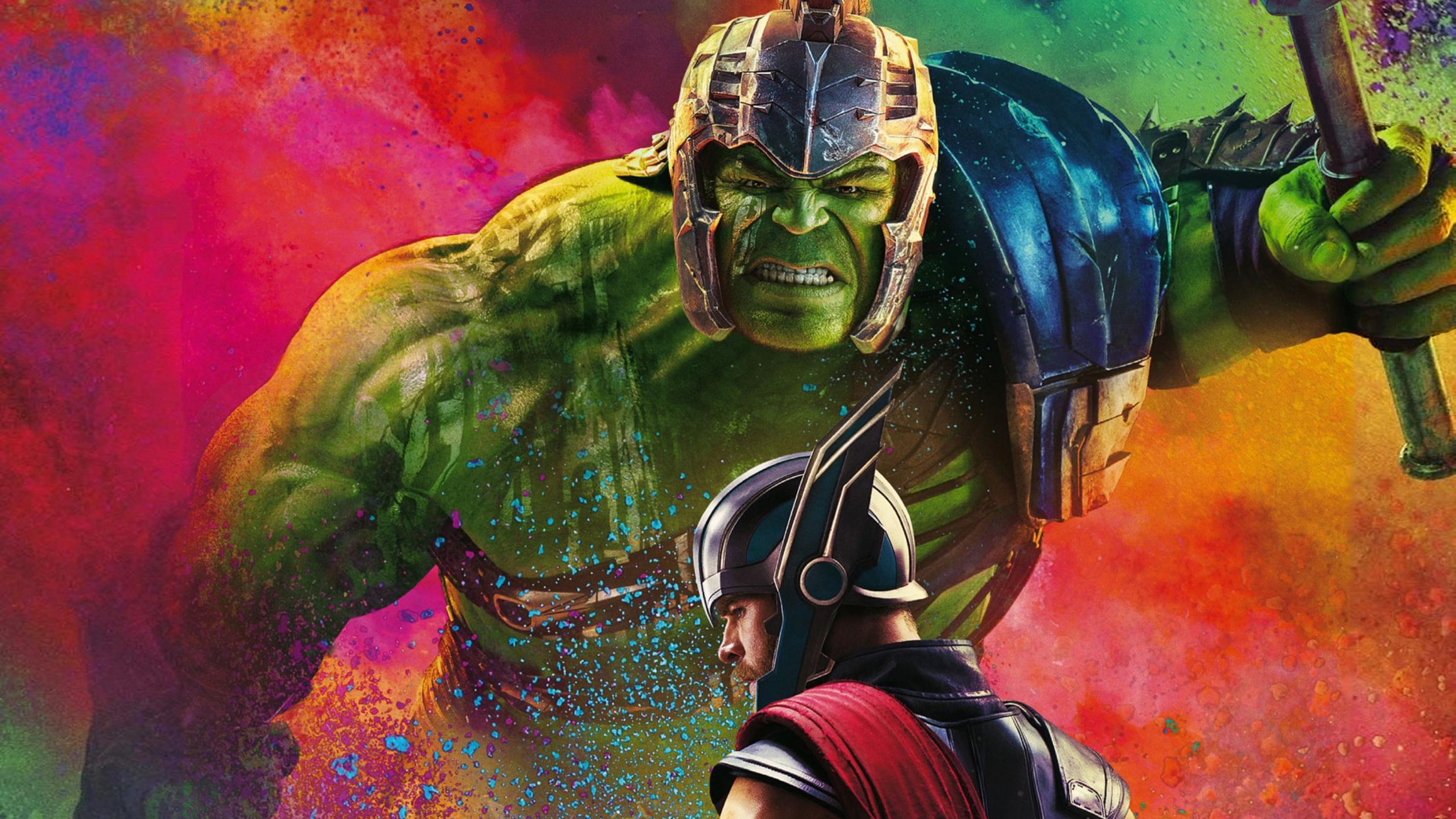 Thor Ragnarok Hd