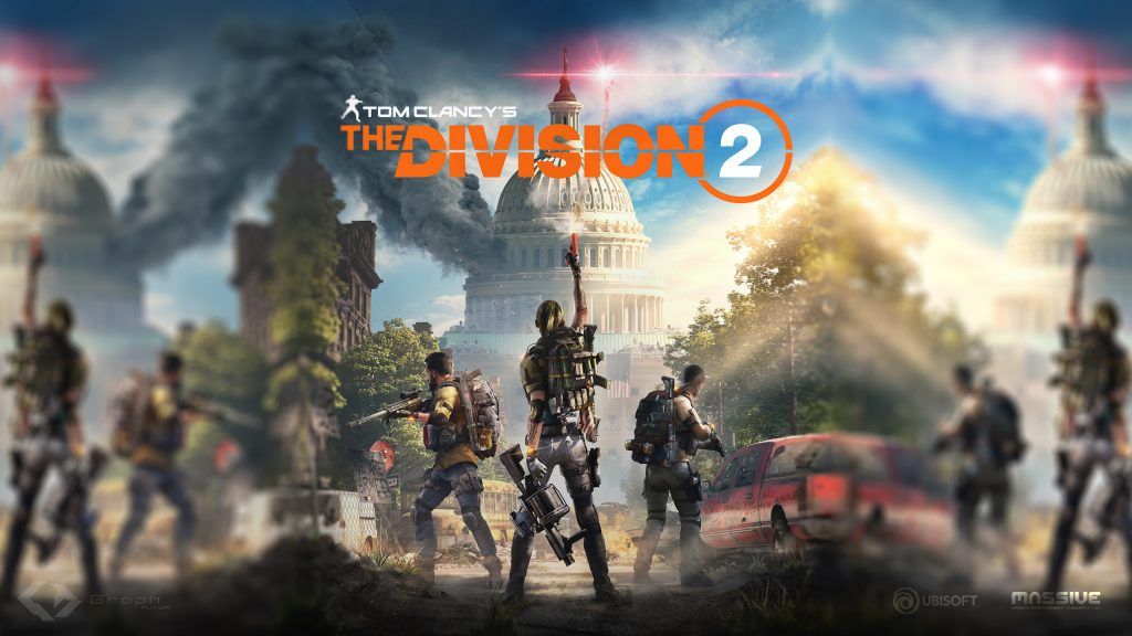 Tom Clancy's The Division 2 Quad HD Wallpaper