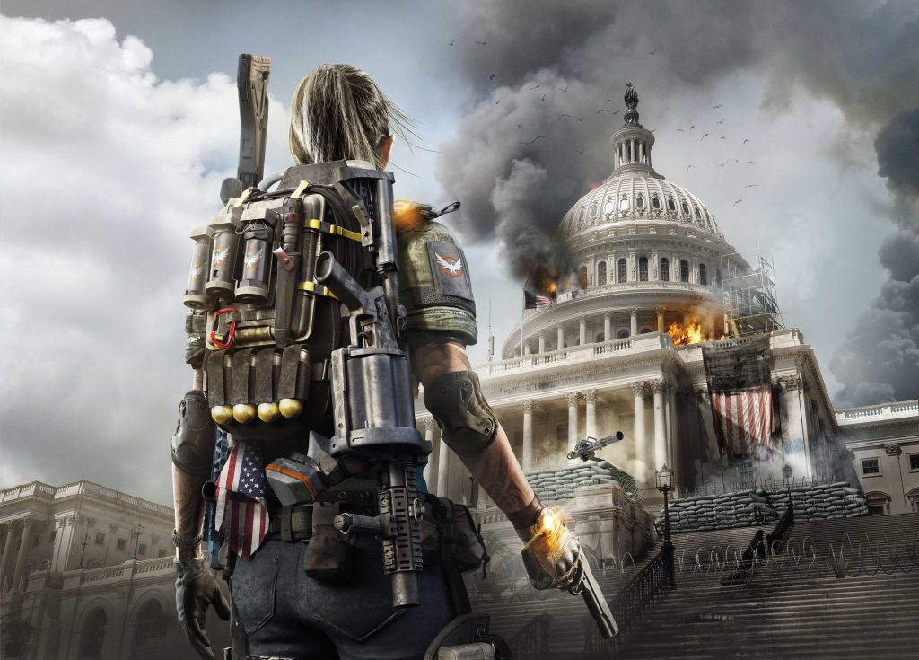 Tom Clancy's The Division 2 Wallpaper