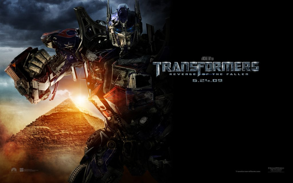 Transformers HD Widescreen Wallpaper