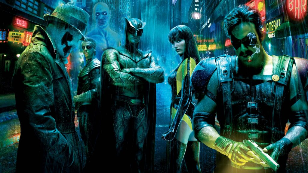 Watchmen Full HD Wallpaper