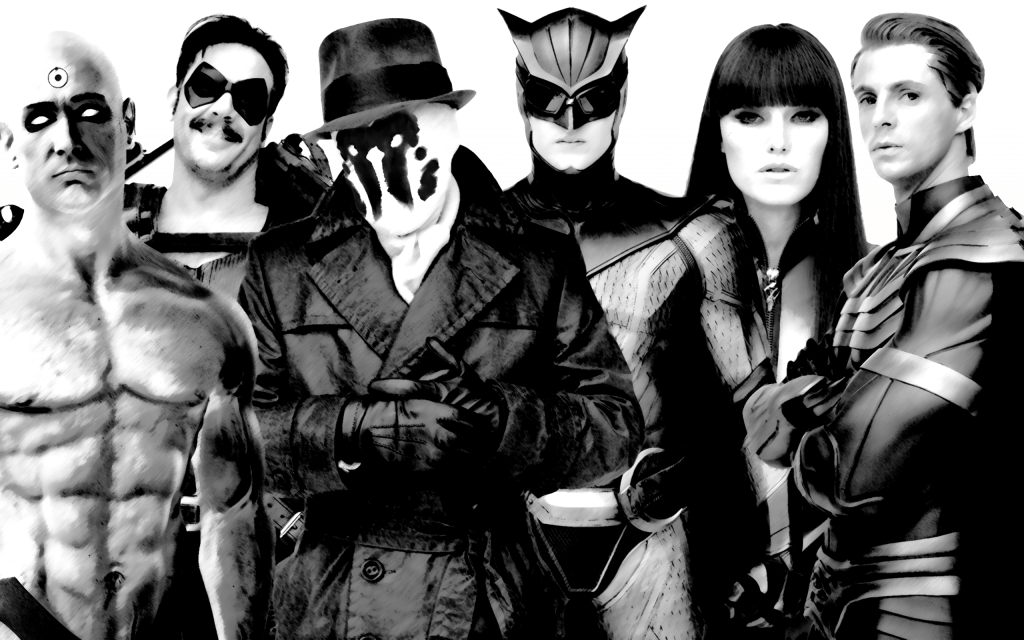 Watchmen Widescreen Wallpaper