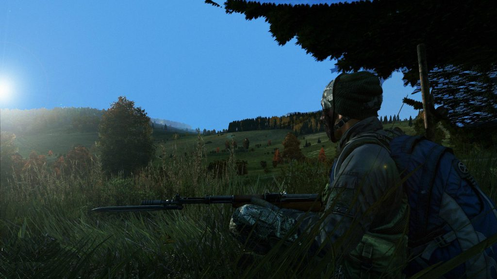 Arma 2: DayZ Mod Full HD Wallpaper