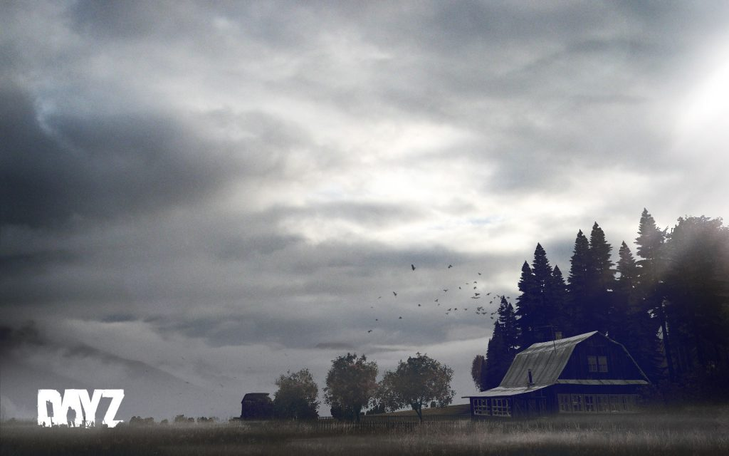 Arma 2: DayZ Mod Widescreen Wallpaper