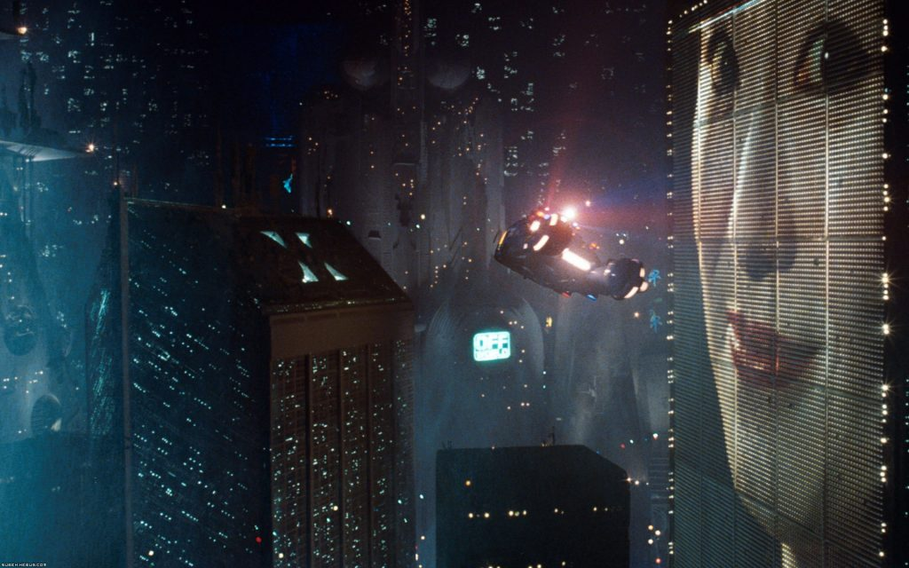 Blade Runner Widescreen Wallpaper