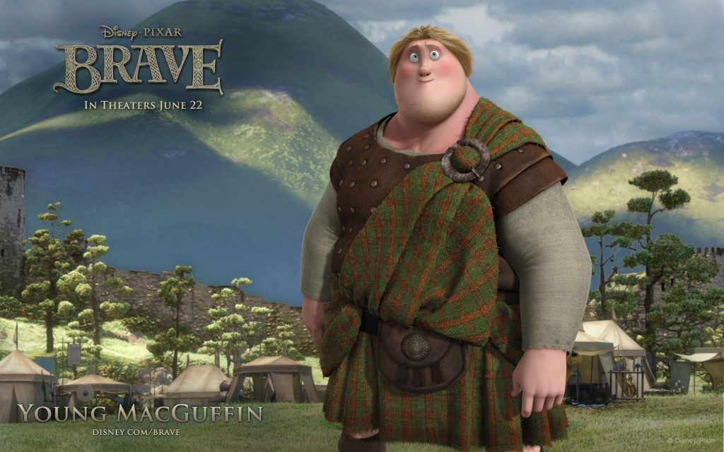 Brave Widescreen Wallpaper