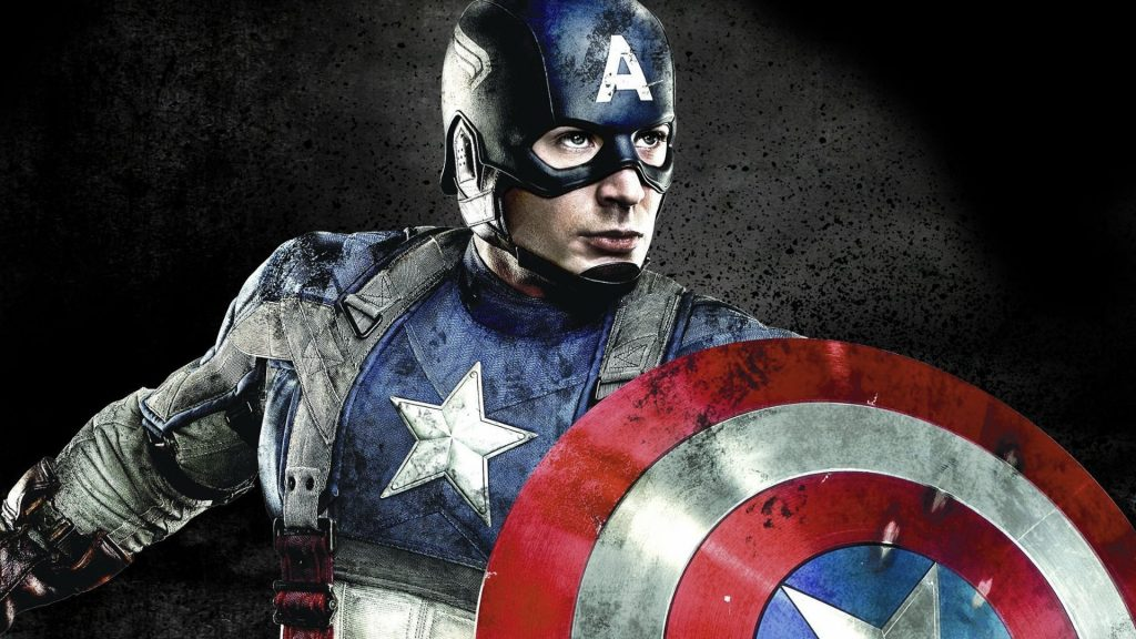 Captain America: The First Avenger Full HD Background