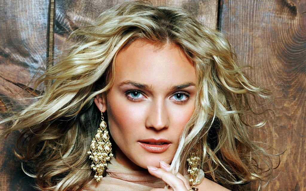 Diane Kruger HD Widescreen Background