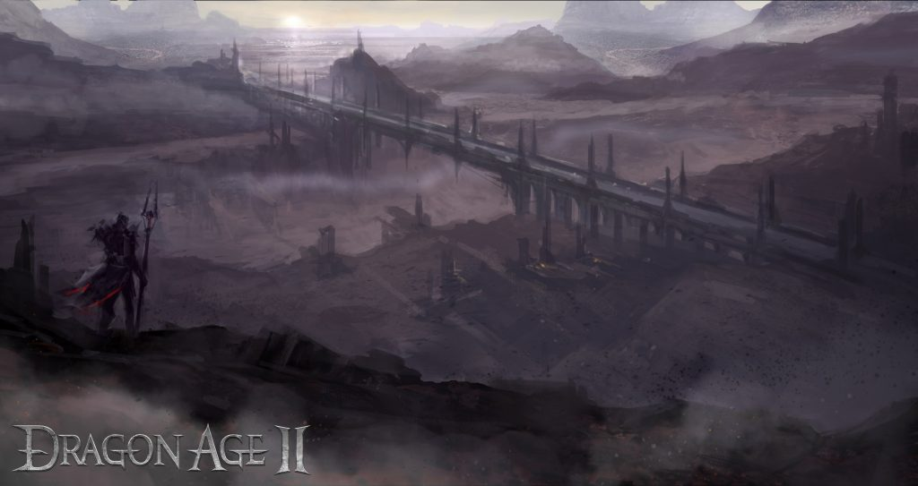 Dragon Age II Background