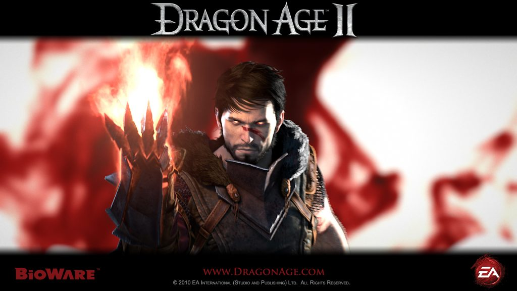 Dragon Age II Full HD Background