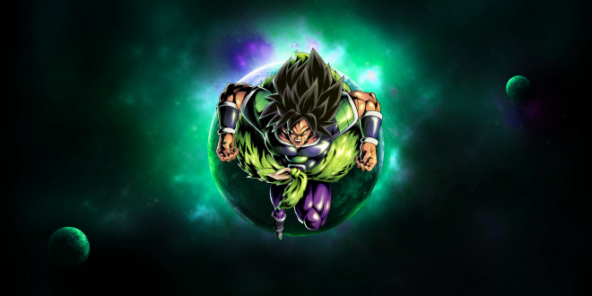 Dragon Ball Super: Broly Wallpapers