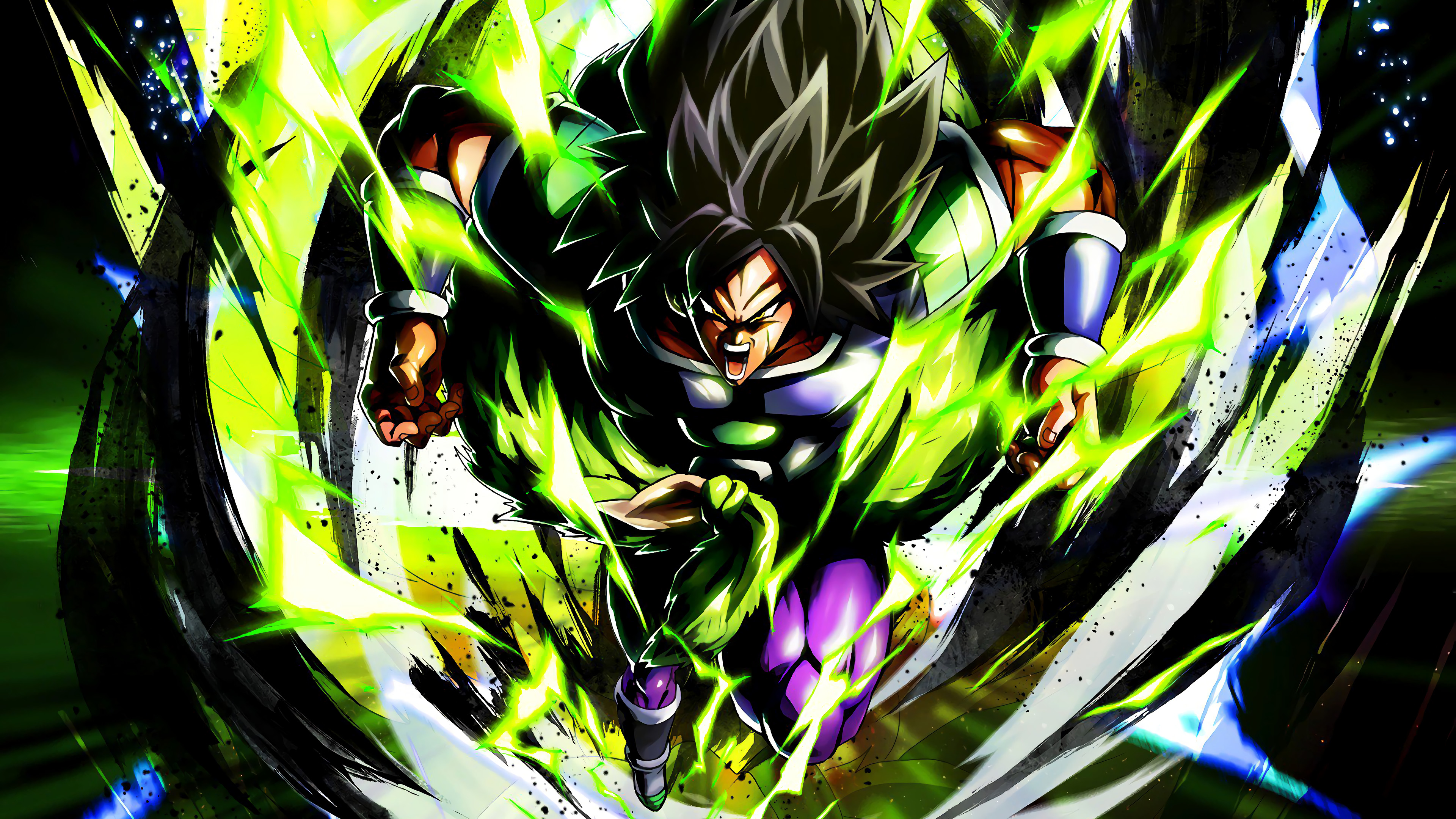 Dragon Ball Super: Broly Wallpapers, Pictures, Images