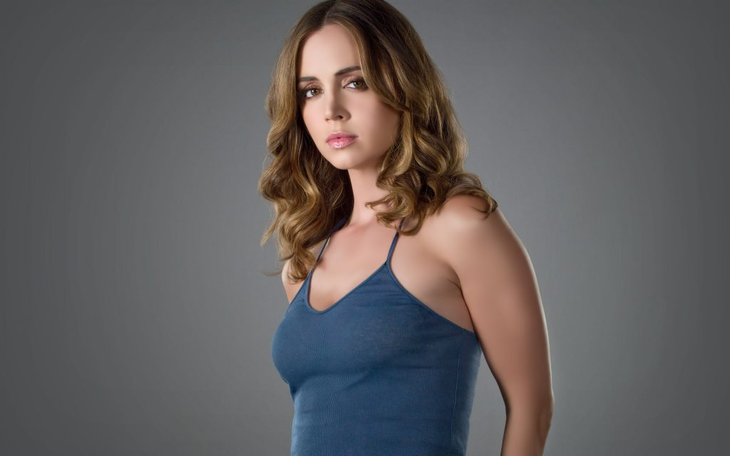 Eliza Dushku Widescreen Wallpaper