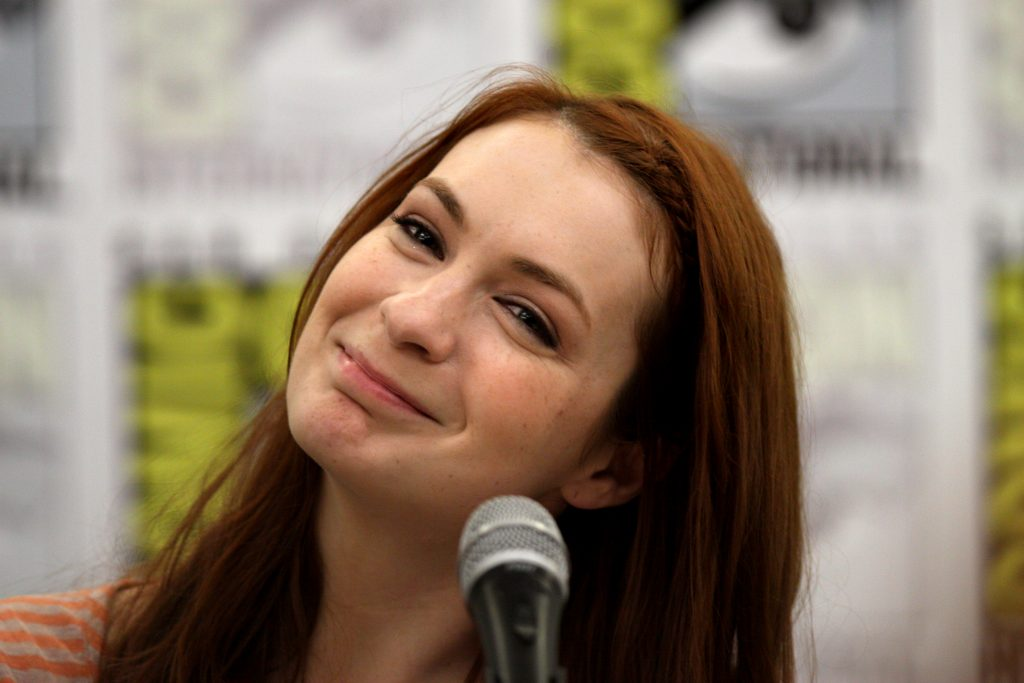 Felicia Day Wallpaper