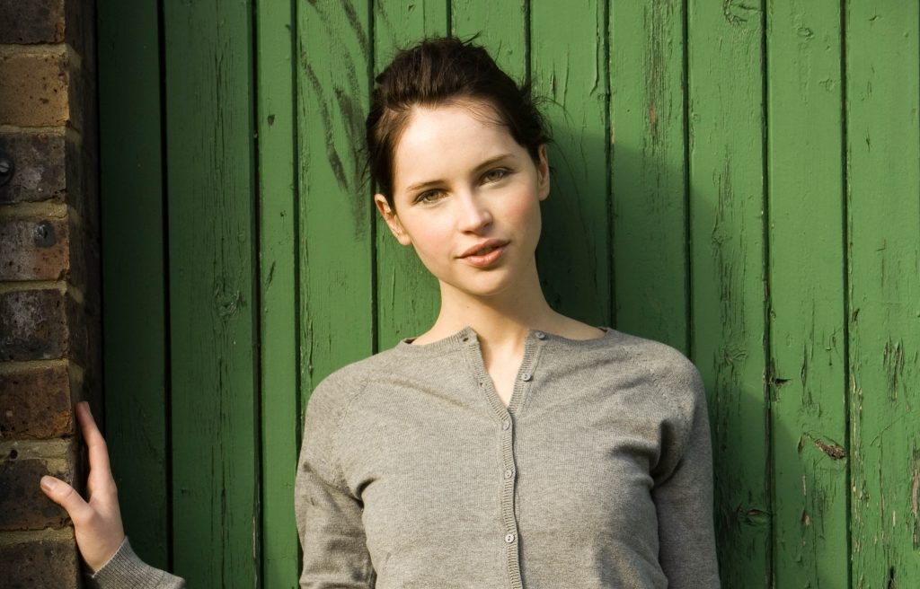 Felicity Jones Background