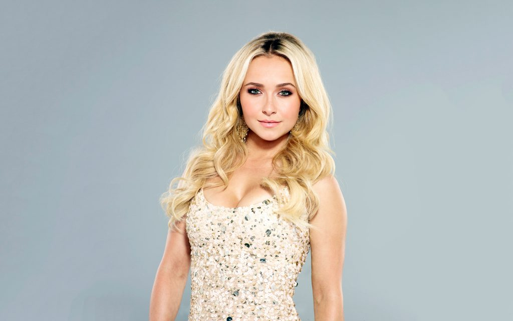Hayden Panettiere HD Widescreen Background