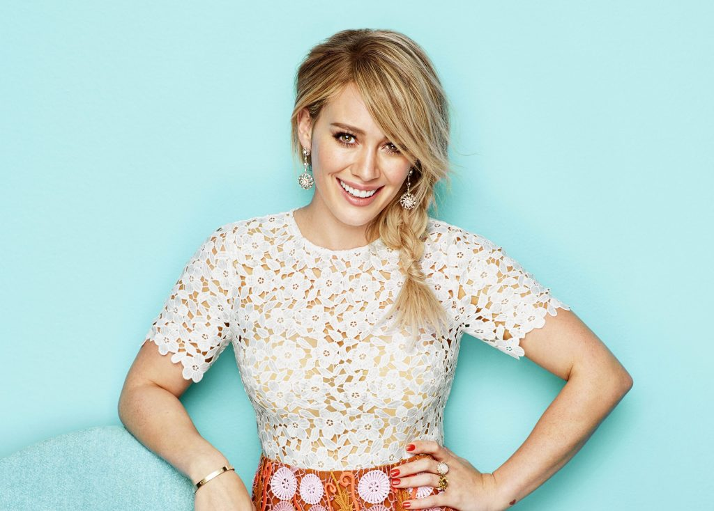 Hilary Duff HD Background
