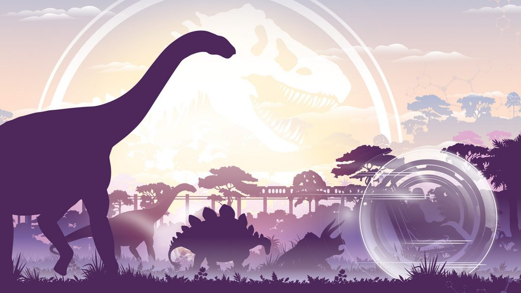 Jurassic World Full HD Wallpaper