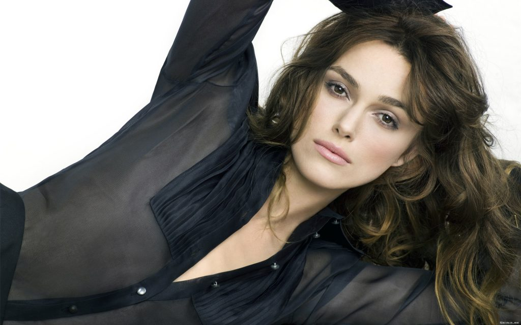 Keira Knightley HD Widescreen Background