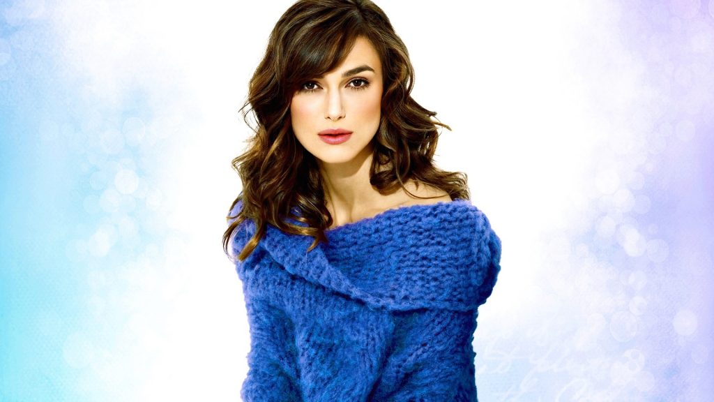 Keira Knightley HD Full HD Background