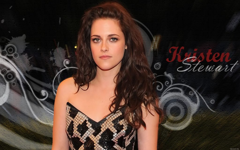 Kristen Stewart HD Widescreen Wallpaper