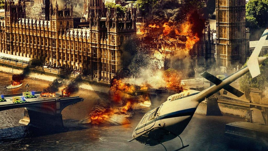 London Has Fallen Full HD Background