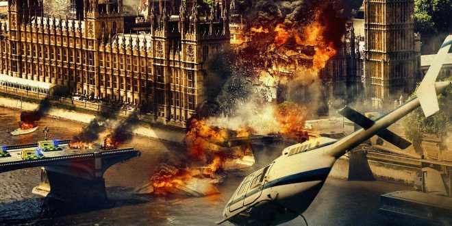 London Has Fallen Backgrounds