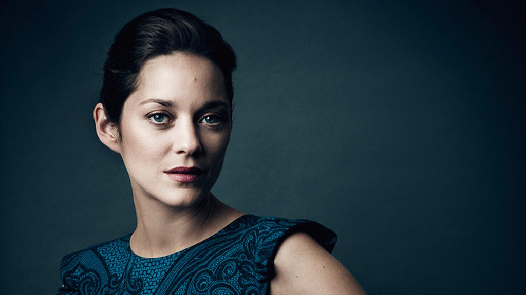 Marion Cotillard Full HD Wallpaper
