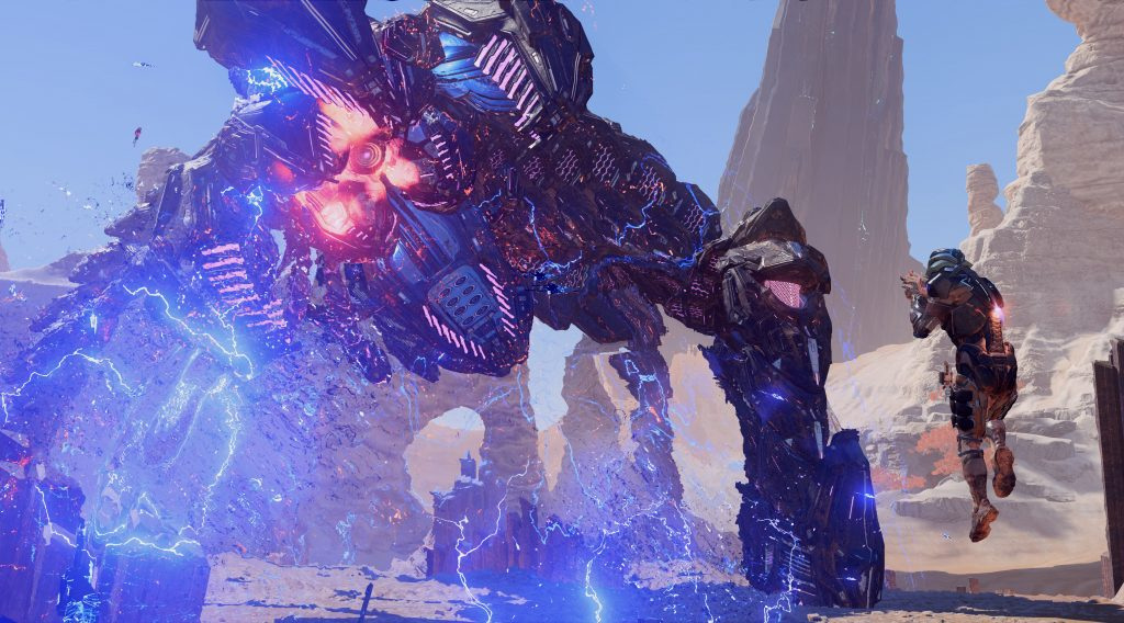 Mass Effect: Andromeda HD Wallpaper