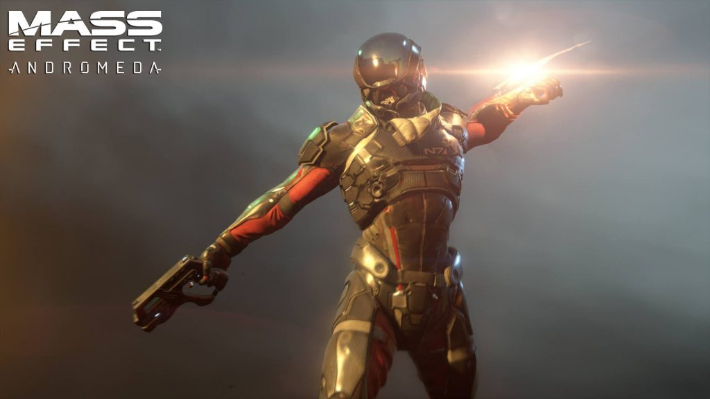 Mass Effect: Andromeda HD Full HD Wallpaper