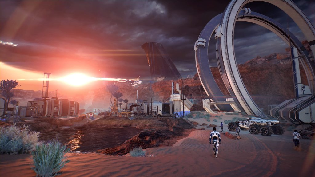 Mass Effect: Andromeda HD 4K UHD Wallpaper