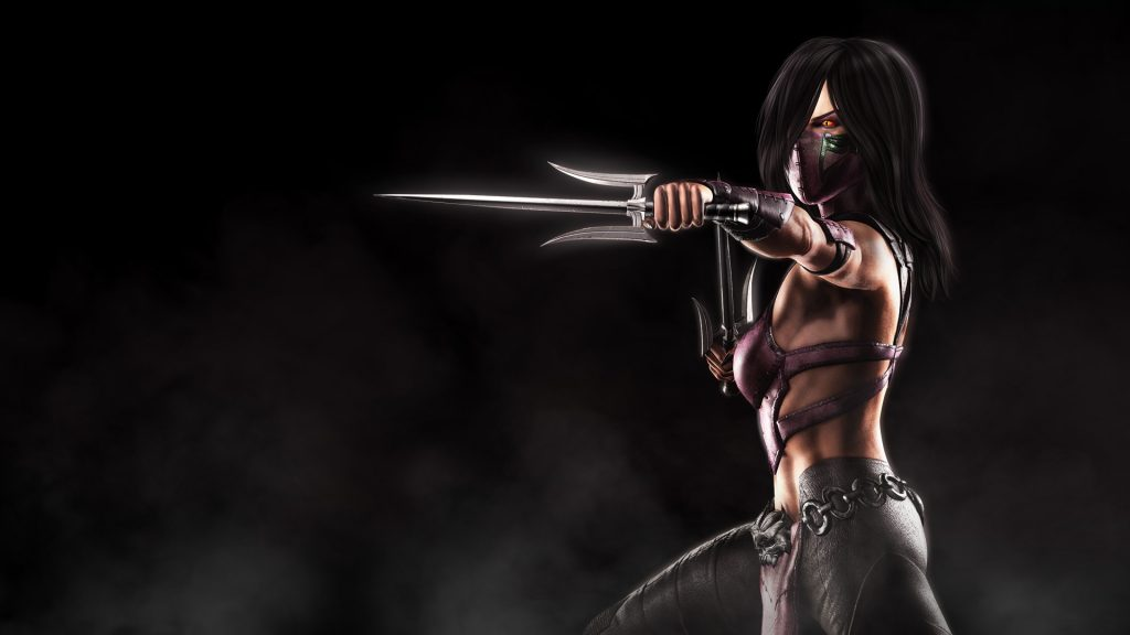 Mortal Kombat X Full HD Background