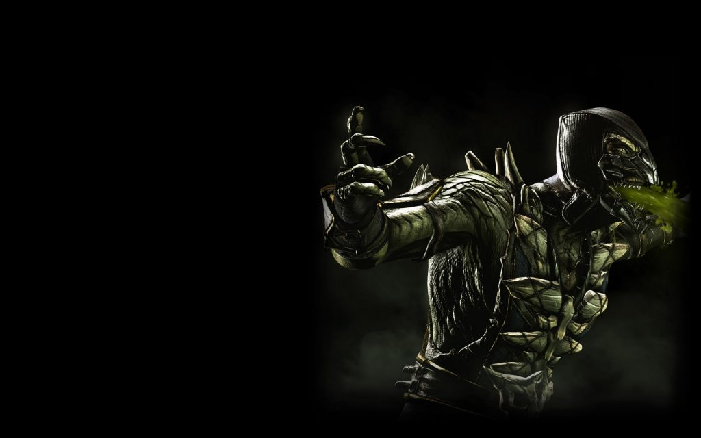 Mortal Kombat X Widescreen Background