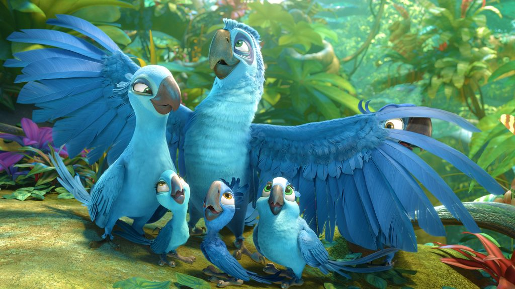Rio 2 Full HD Wallpaper