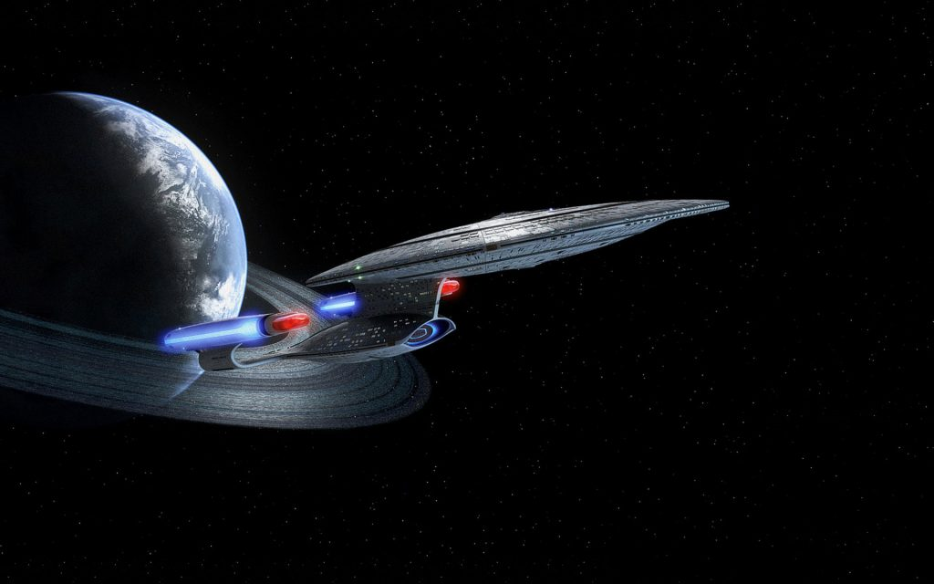 Star Trek HD Widescreen Background