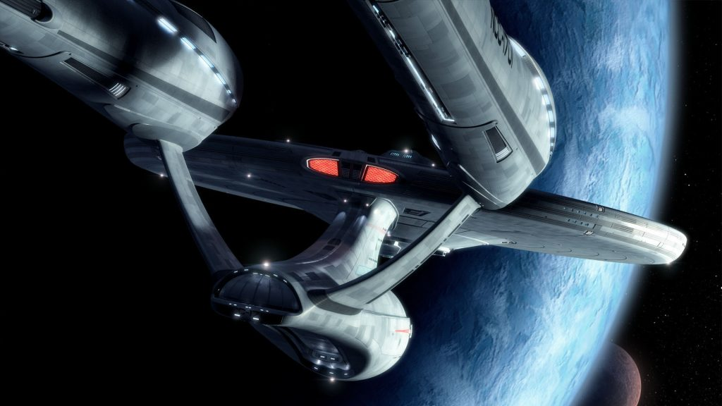 Star Trek HD Full HD Background