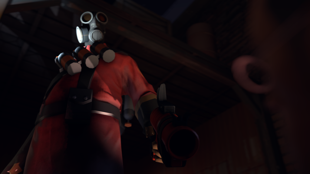 Team Fortress 2 Full HD Background