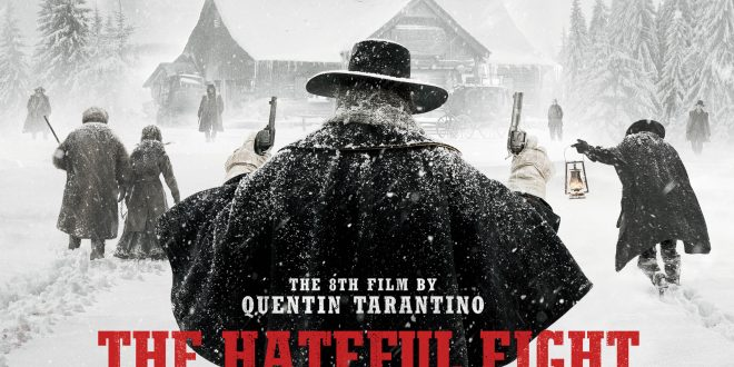 The Hateful Eight Backgrounds