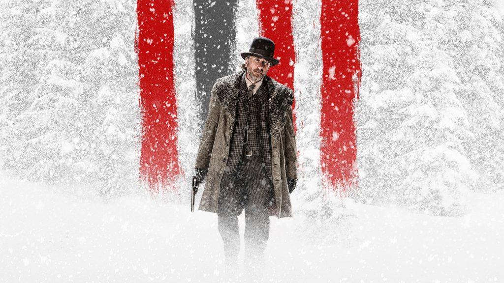 The Hateful Eight 4K UHD Background